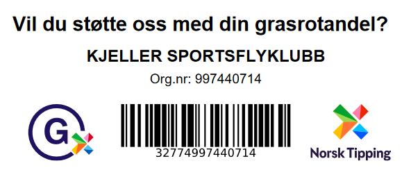 """Send SMS  «Grasrotandelen 997440714"""" til 60000"""
